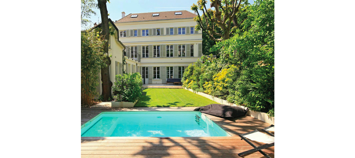 Maison Airbnb avec piscine extérieure à Sain-Michel
