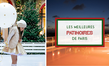 5 stylish skating rinks in Paris