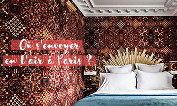 10 stylish hotels to spend the night on the town for less than €200