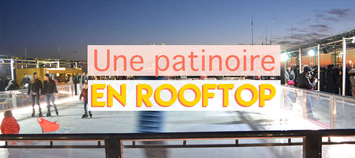 Rooftop Patinoire