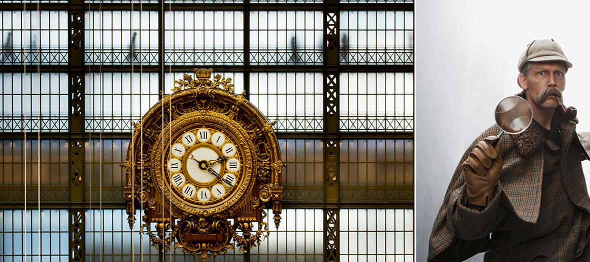 Enquête au Musée d'Orsay