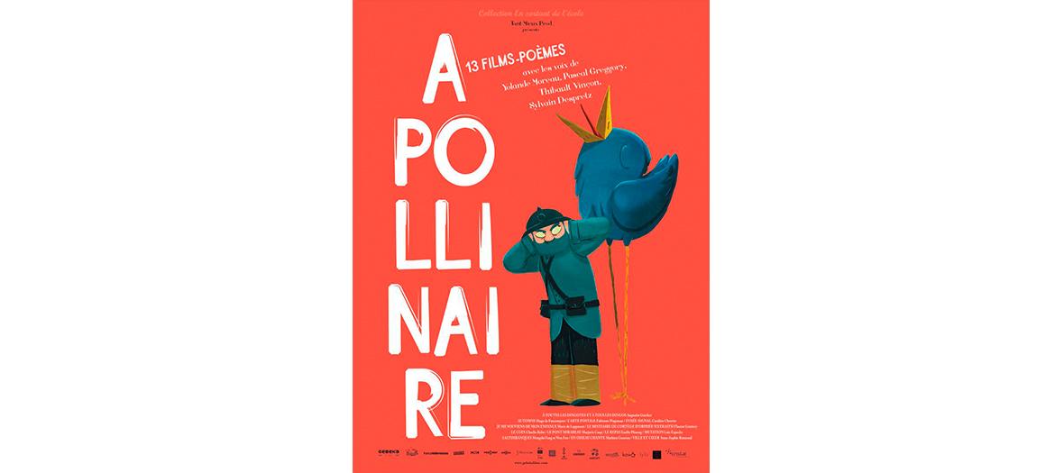 Affiche de apollinaire