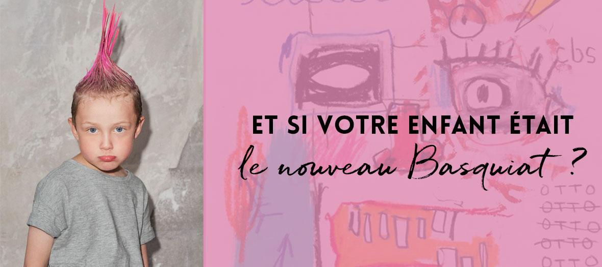 L'Atelier de Graff So Punk pour kids Le Bon Marché