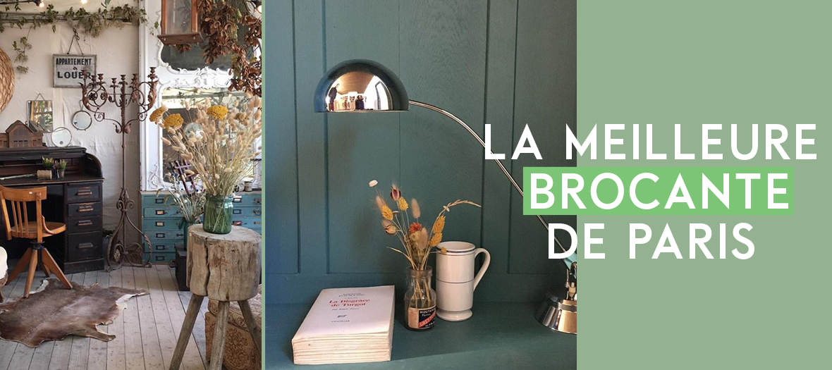 Boutique Brocante Fair Of Chatou 2020
