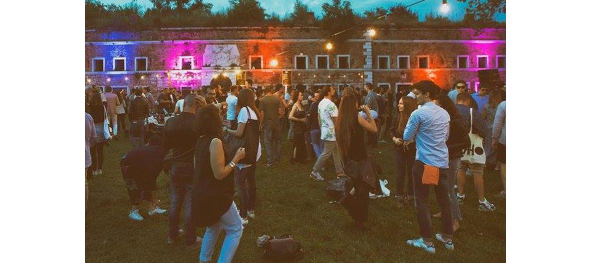 More Festival à Venise Italie