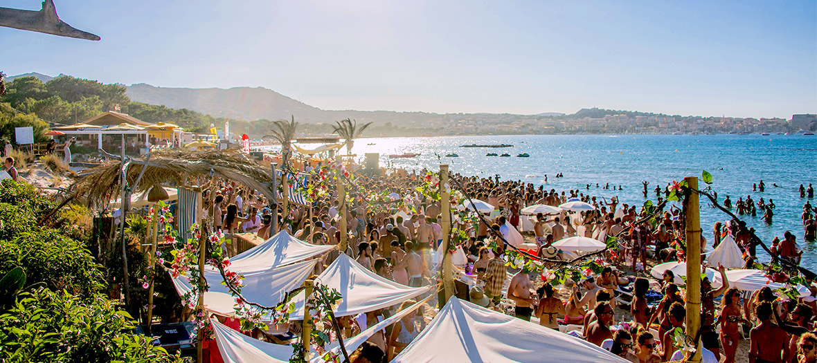 Calvi on the rocks festival in Corsica