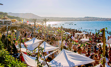 Festival Calvi on the rocks en Corse
