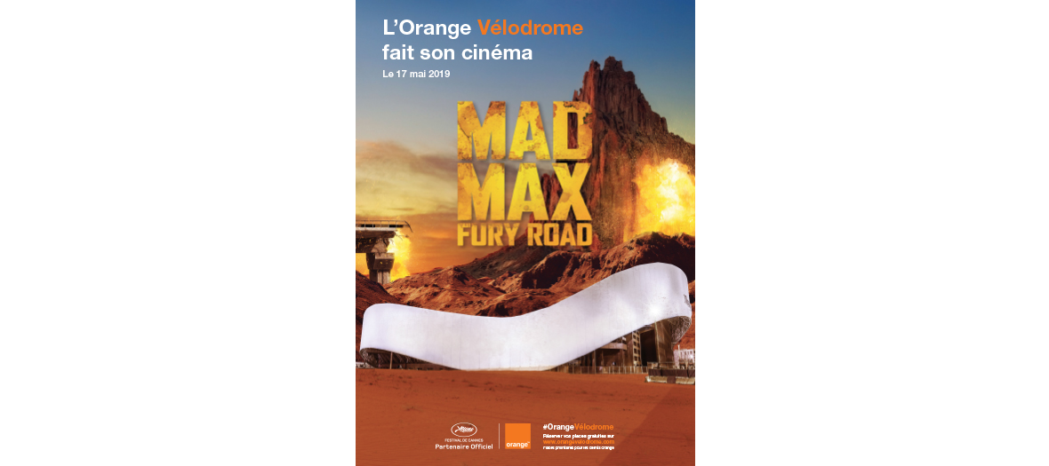 Cover of the movie Mad max Fury road