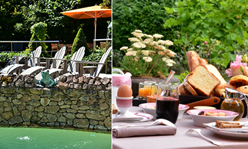 A gourmet and spa escapade only 2h outside of Paris at Relais Bernard Loiseau
