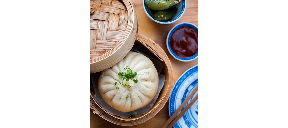 Petit Bao canteen xiao long bao dish