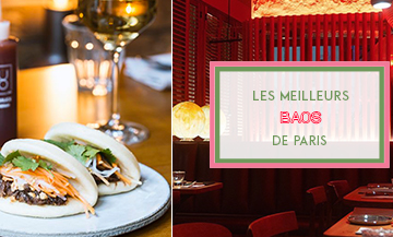 The best baos in Paris