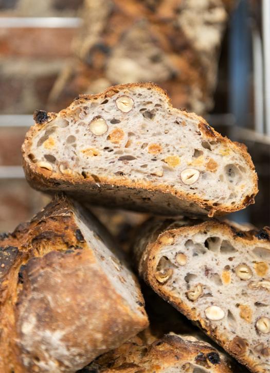 Pain Granola à la boulangerie Benoit Castel