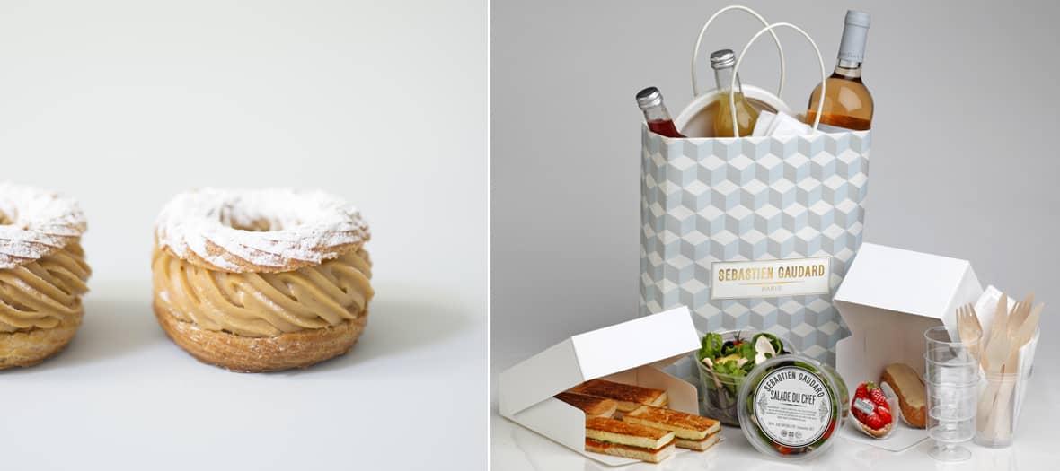 Sébastien Godard's brunch to be delivered