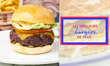 All the best burgers in Paris with Shiso burger, PNY, Le ruisseau, Ralph, burger fermier, clover grill, Blend, Dumbo and Bioburger