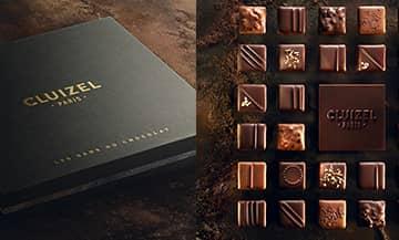 Michel Cluizel Chocolat Bio