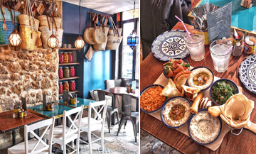 L'Artisan Libanais, the new buzzing souk-restaurant in Oberkampf