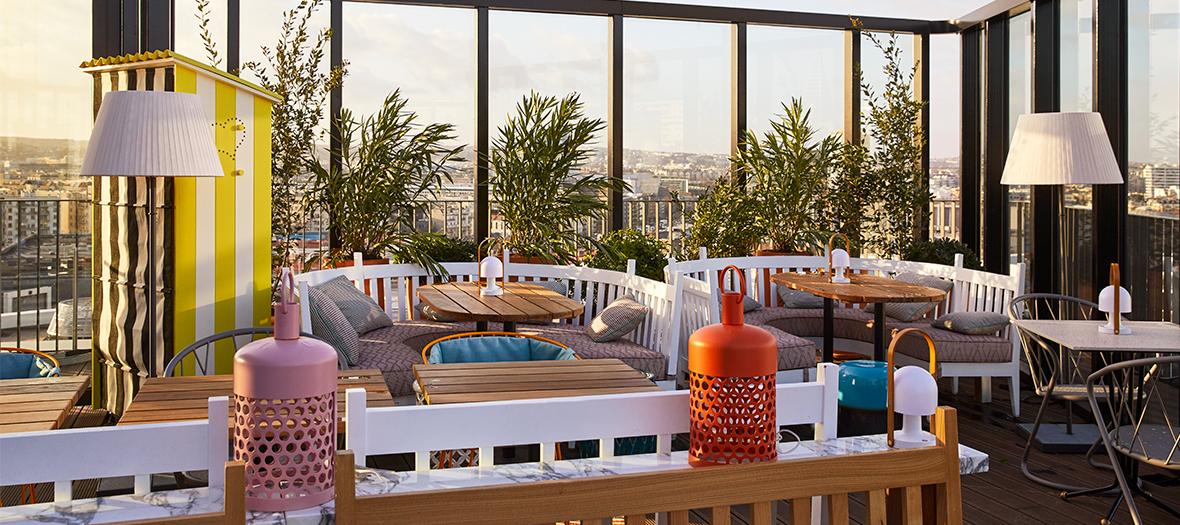 Rooftop Ete 2020