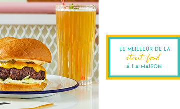 The best of the street food delivery in Paris