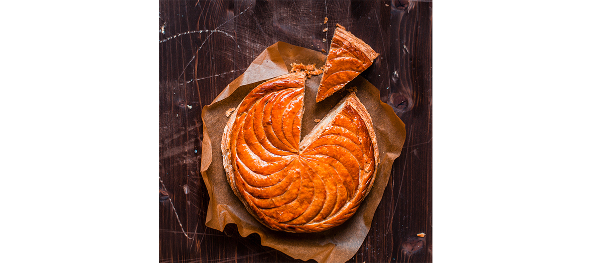 Get your Galette delivered from Frichti