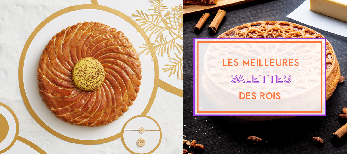 Les meilleures Galettes des rois  Tradi ou sans gluten de paris