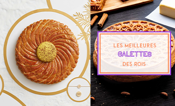 The best galettes des rois in paris