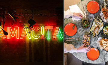 Tacos, margaritas and buzzing fiestas at Mamacita