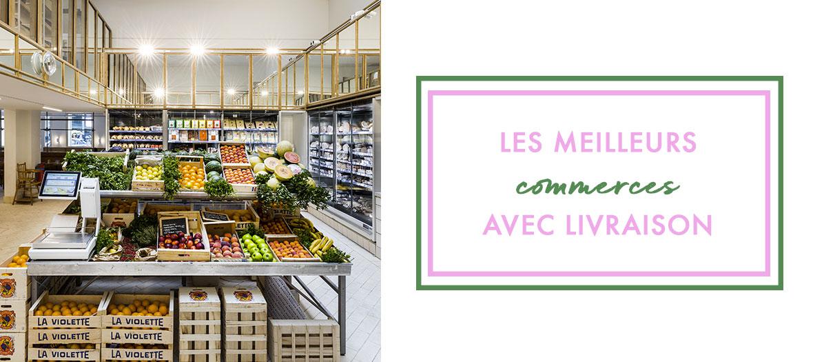 Livraison Food Paris