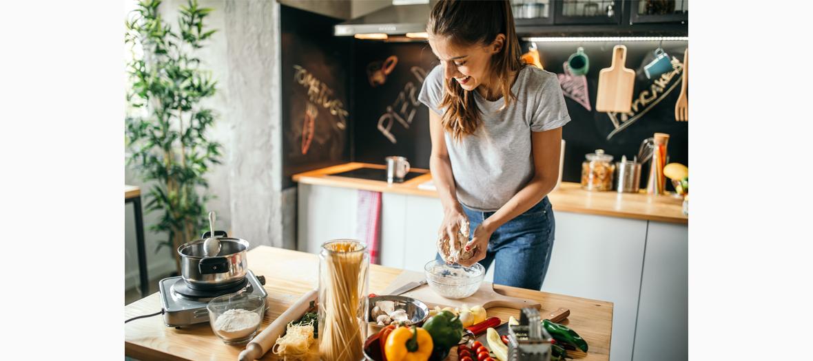 Détaillez votre cuisine et le sourcing de vos produits
