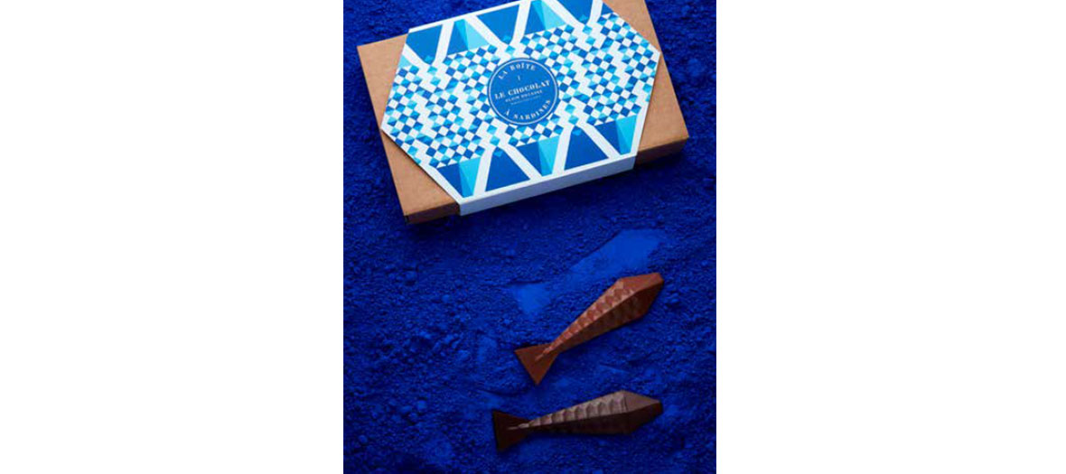 Une boîte de sardines pensée façon conserve