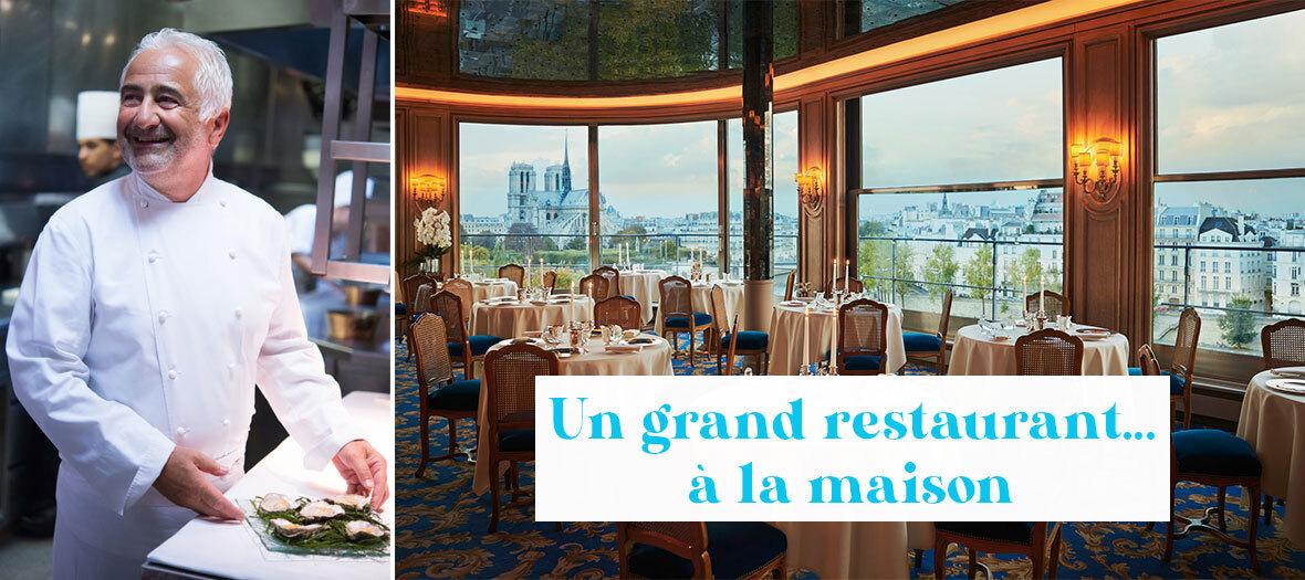 Restaurants Etoiles En Livraison