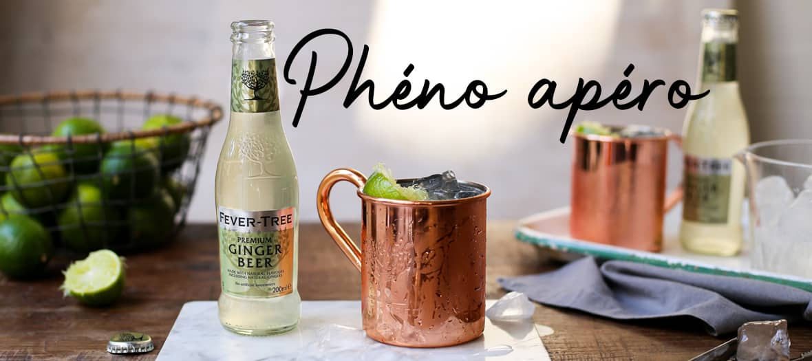Fever Tree Moscow Mule