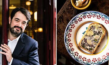 Livraison à domicile des plats des restaurants Clover Grill, La Poule au Pot et l'Epi d'Or de Jean François Piège