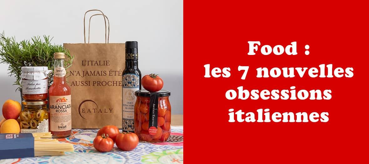 Produits Italiens Eataly