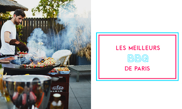 Terrasses Barbecues Paris