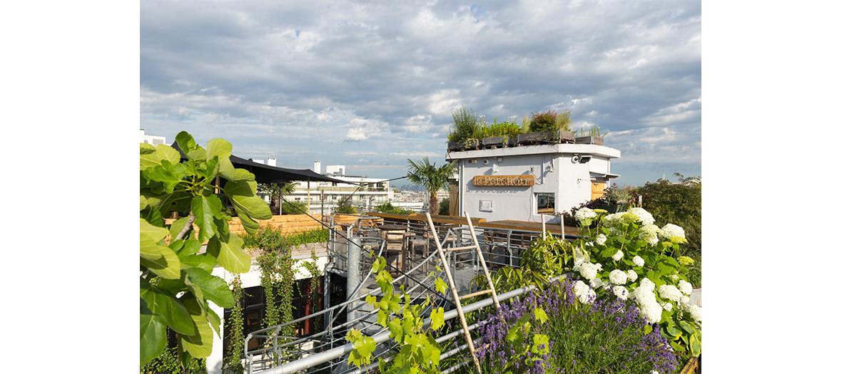 Incroyable Les plus belles terrasses de Paris où il est possible de réserver YE-32