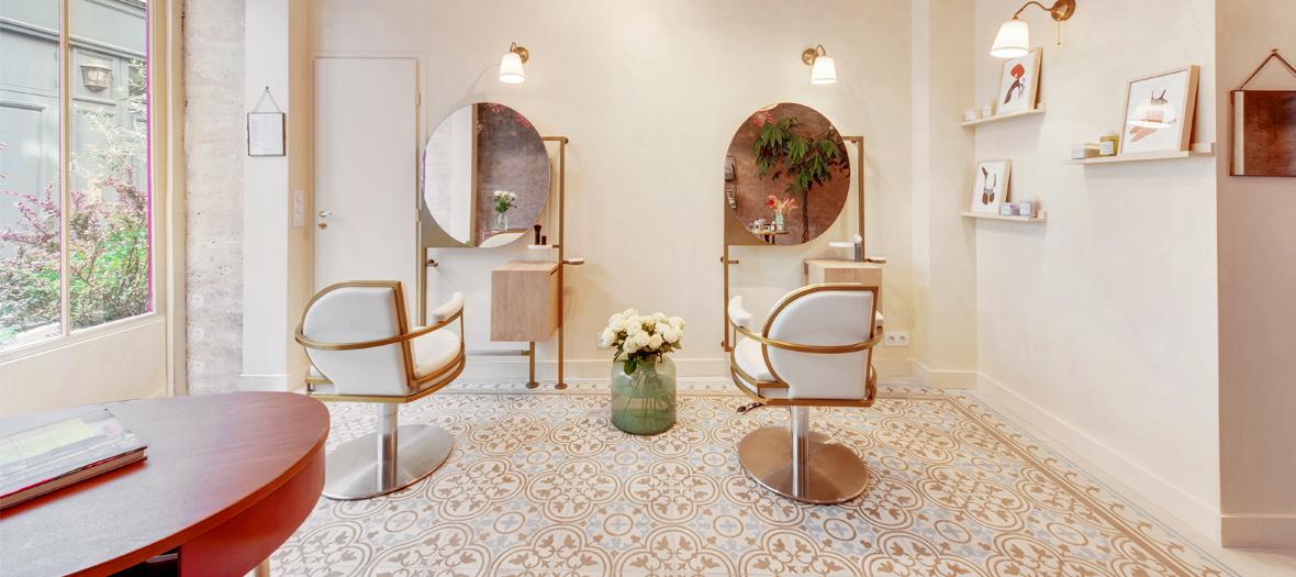 Salon de coiffure Maison Rose Donald