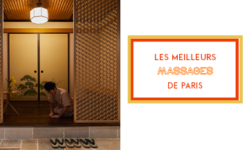 The gurus of therapeutic massages in Paris