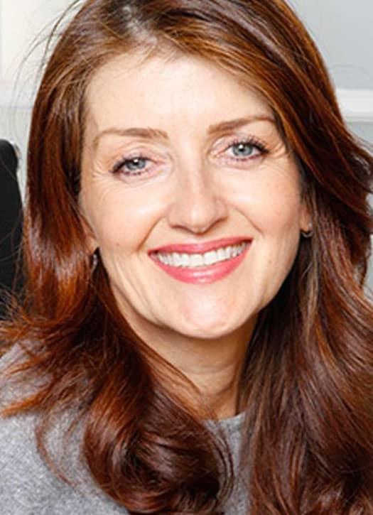 La micronutritionniste des stars Valérie Espinasse