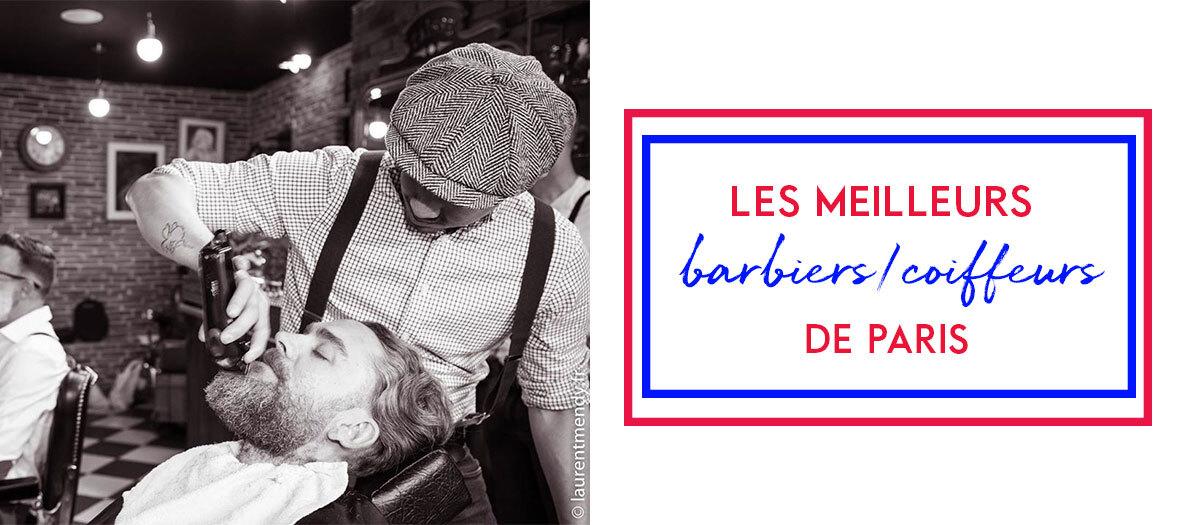 Les Meilleurs Barbiers Et Coiffeurs Hommes