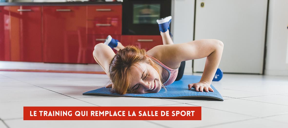 Methode Pour Faire Du Sport Seul A La Maison