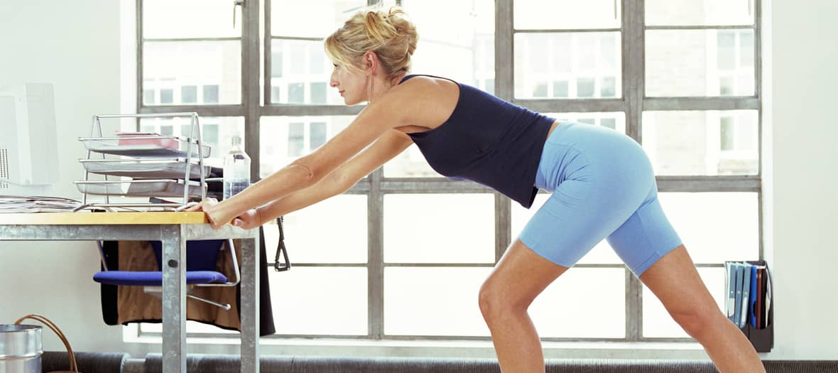 5 exercices to get a fit body all year long
