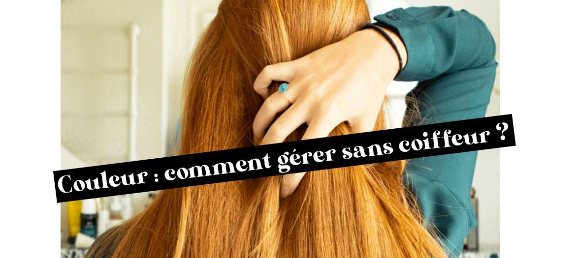 Conseils Cheveux Coloration