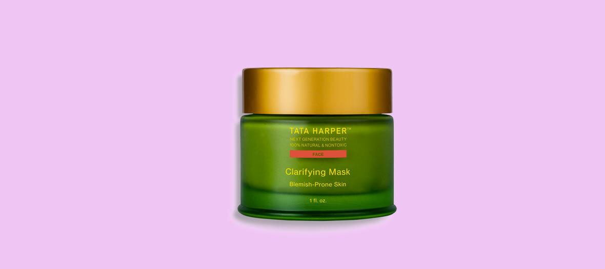 Masque clarifiant, Tata Harper Skincare, 72 €