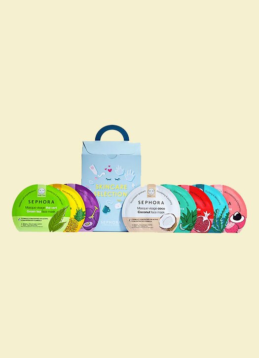 Kit masques visage, Sephora