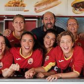 Extrait du film la belle équipe avec Kad Merad, Céline Sallette, Sabrina Ouazani et Alban Ivanov réalisé par Mohamed Hamidi