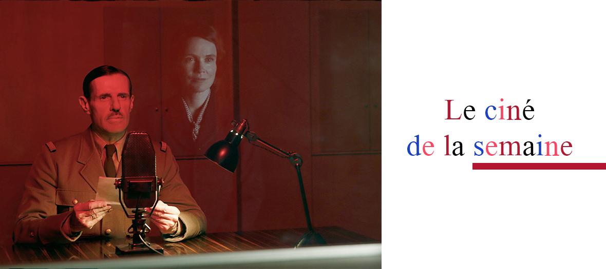 Lambert Wilson dans De Gaulle
