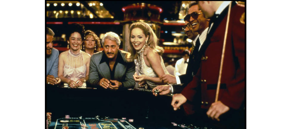 film Casino sur Cinetek