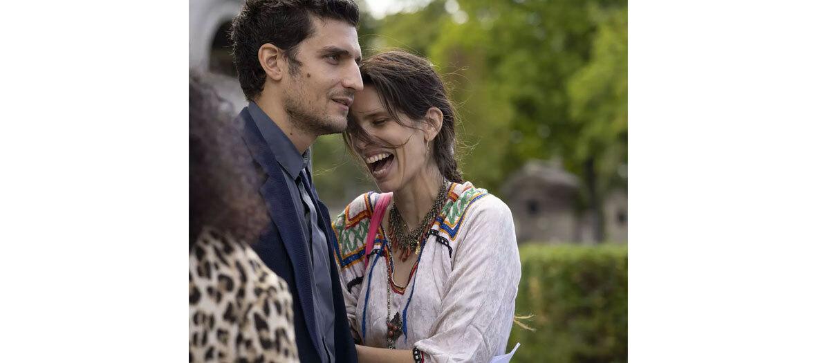 film ADN de Maïwenn avec Louis Garrel et Fanny Ardant