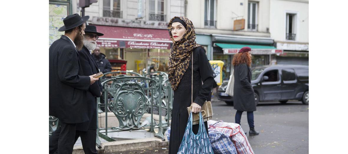 film la daronne de Jean-Paul Salomé avec Isabelle Huppert