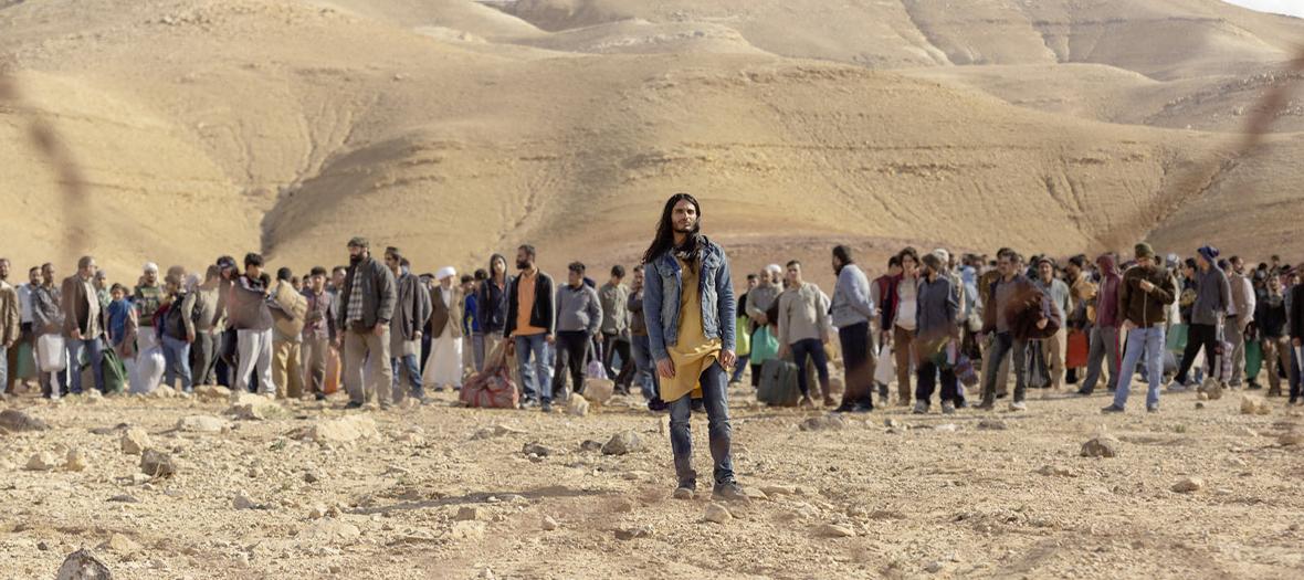 Extrait de la série Messiah avec Mehdi Dehbi